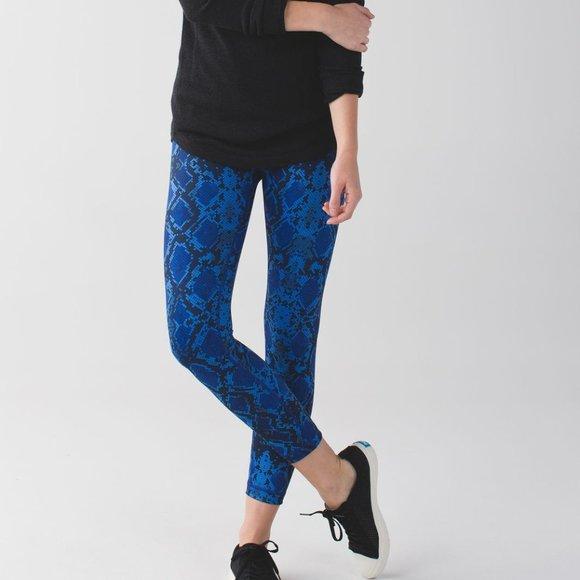Size 8 - Lululemon High Times Pant *Full-On Luon
